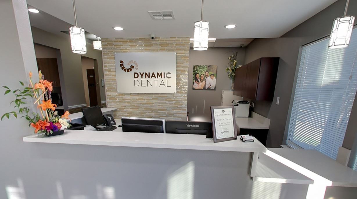 Rancho Cordova dentist office tour